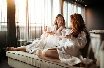 Relax at spa